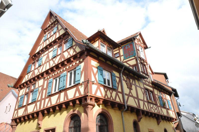 Landolinsgasse 10 in Esslingen in der Altstadt
